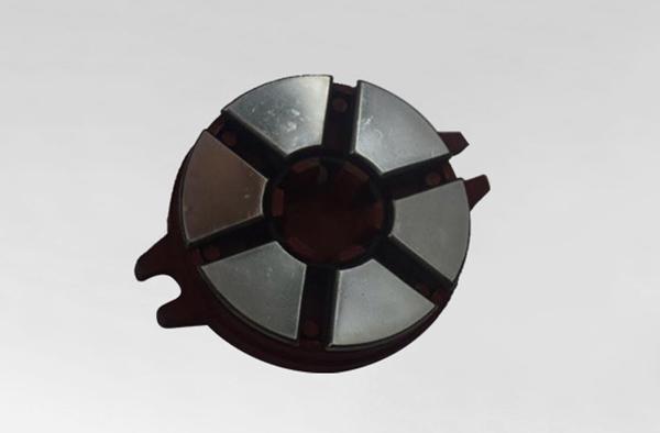 止推轴承组装(YQS200钢扇形块)